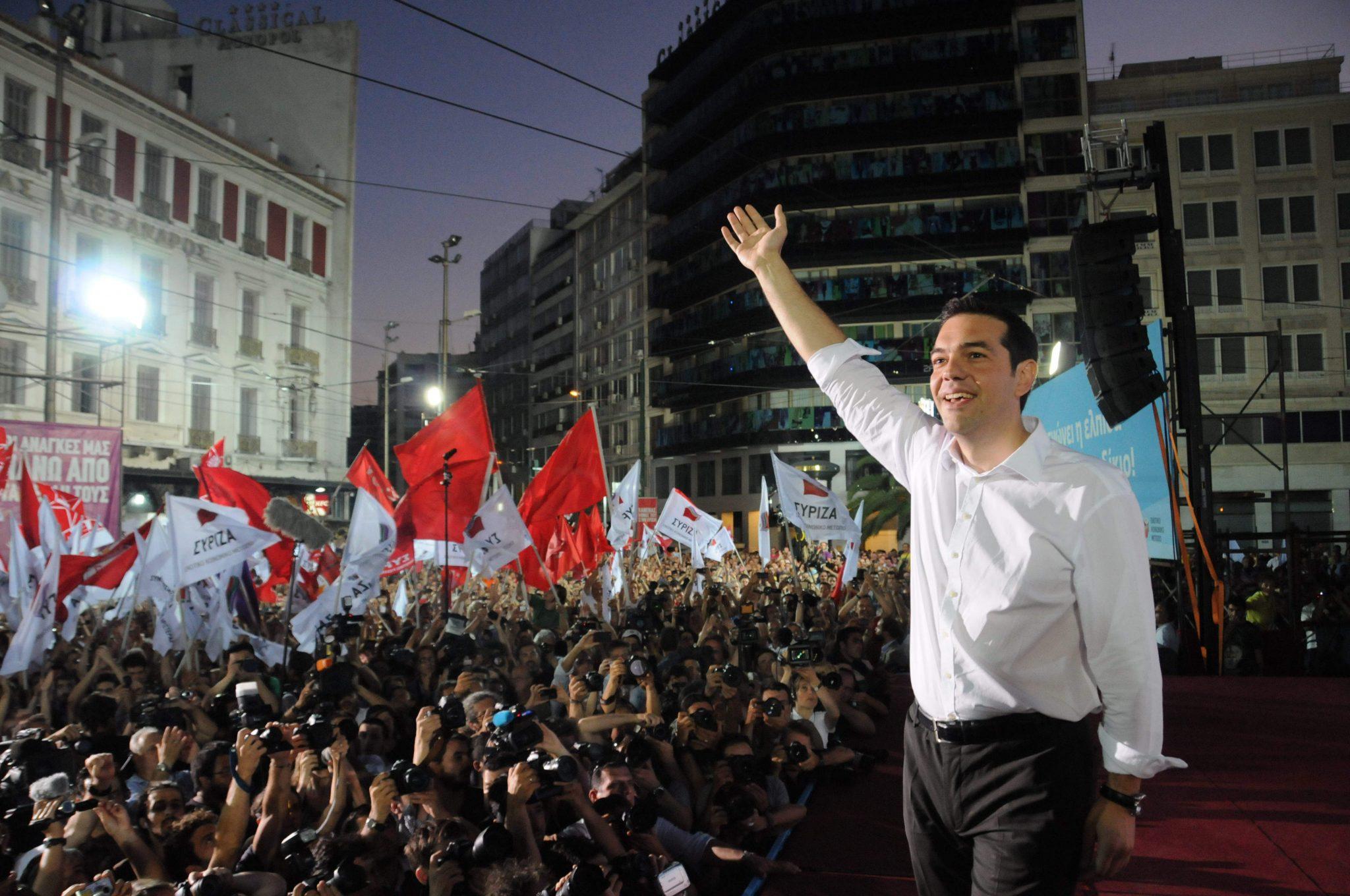 Elections – La Grèce change de cap