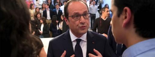 Hollande à la reconquête de l'électorat perdu