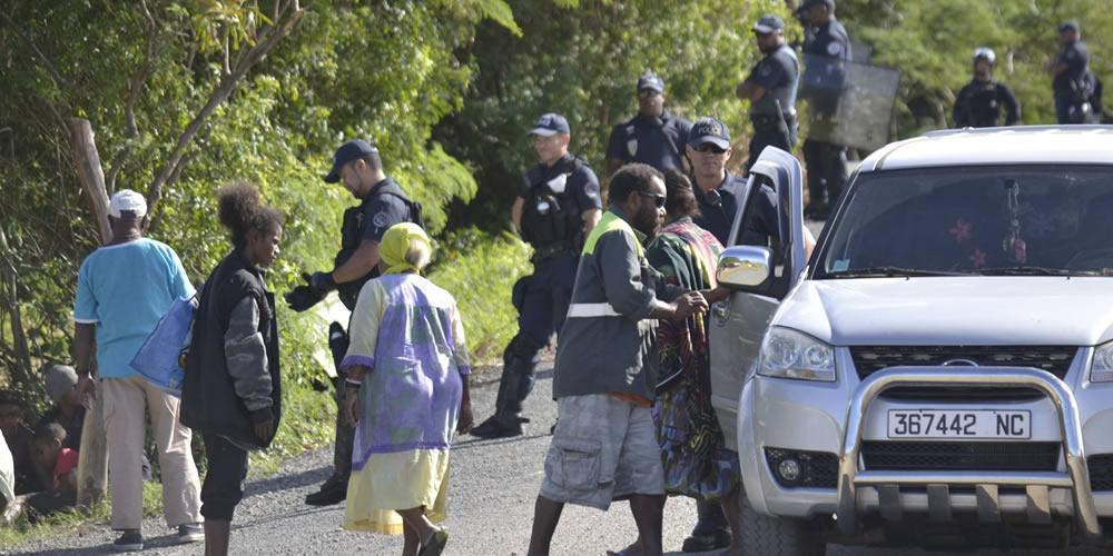 Nouville : le clan Bétoé proteste et cible Wamytan