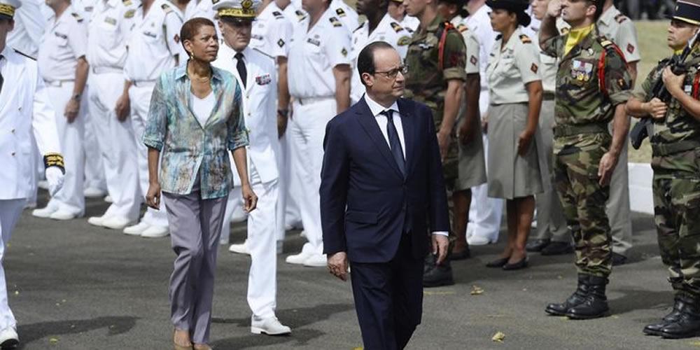 L'appel de Fort-de-France de François Hollande