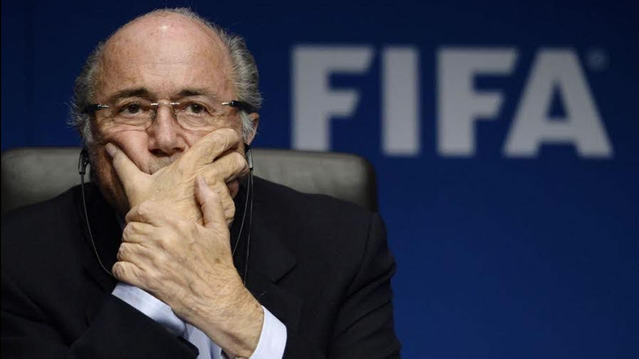 Blatter démissionne