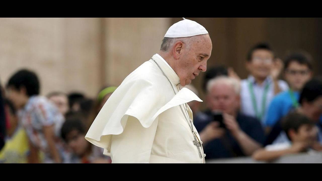François le pape écolo