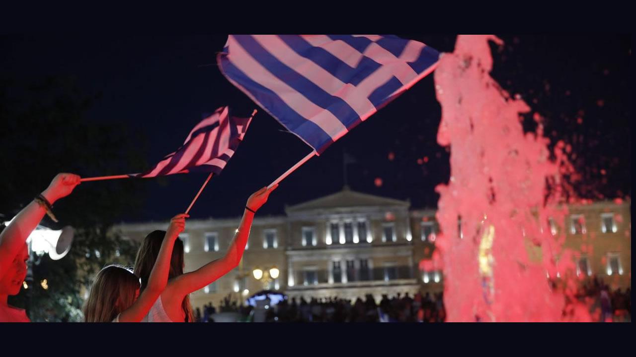 Le non grec fait trembler la zone euro