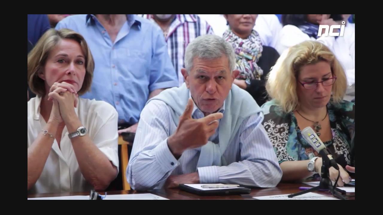 Pierre Frogier : je suis obnubilé par la sortie de l'accord