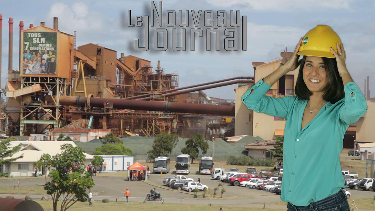 Nouveau Journal : la SLN ouvre ses portes