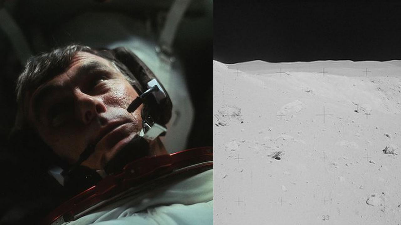 Toutes les photos des missions Apollo !