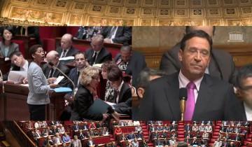 Gomes et Pau-Langevin s'écharpent à l'assemblée