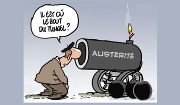 Nous n'échapperons pas à l'austérité