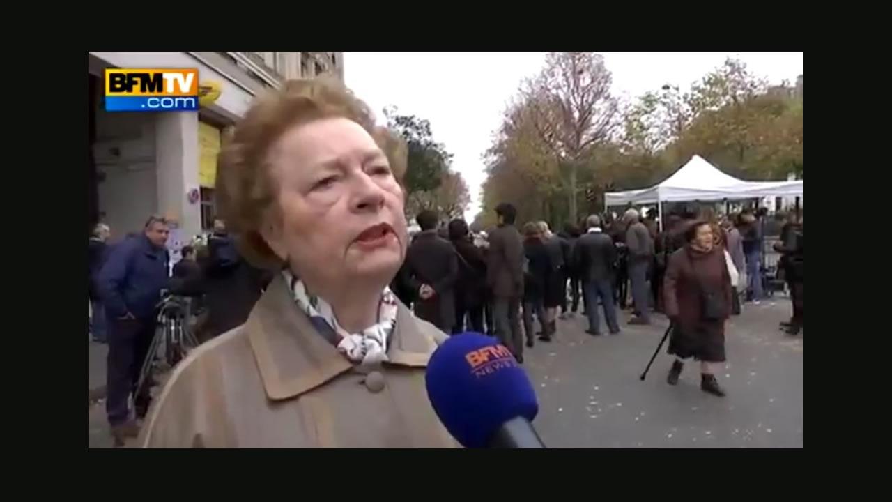 Quand une grand-mère rappelle les valeurs de la France