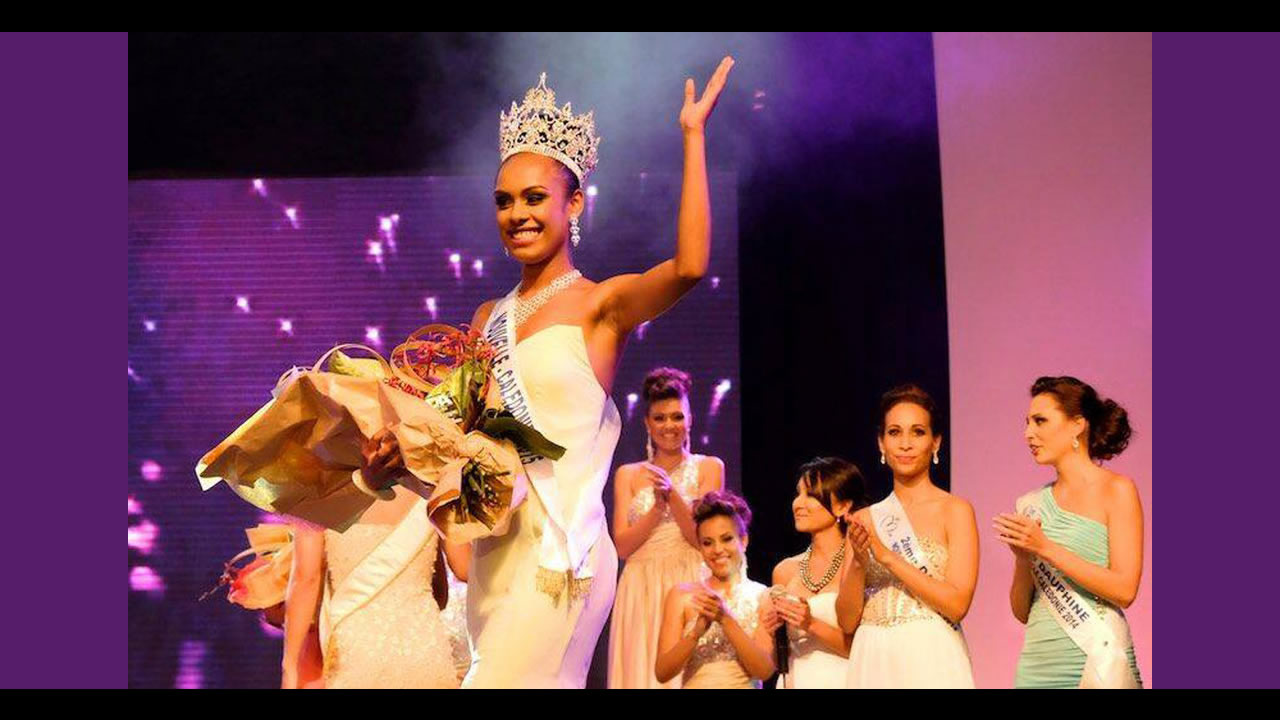 Miss France : on peut voter pour Gyna !