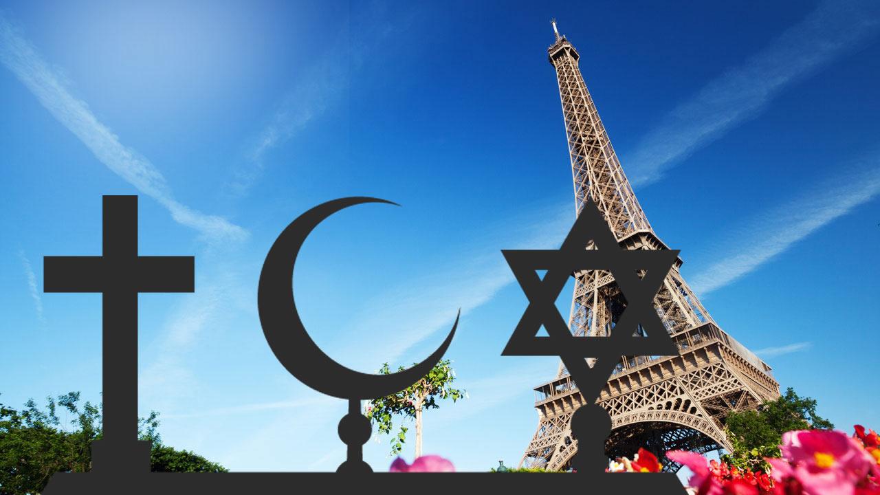 La France et la religion
