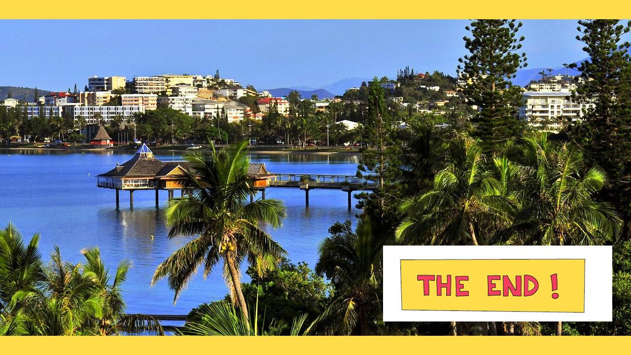 """Tourisme : """"la Nouvelle-Calédonie, c'est fini !"""""""