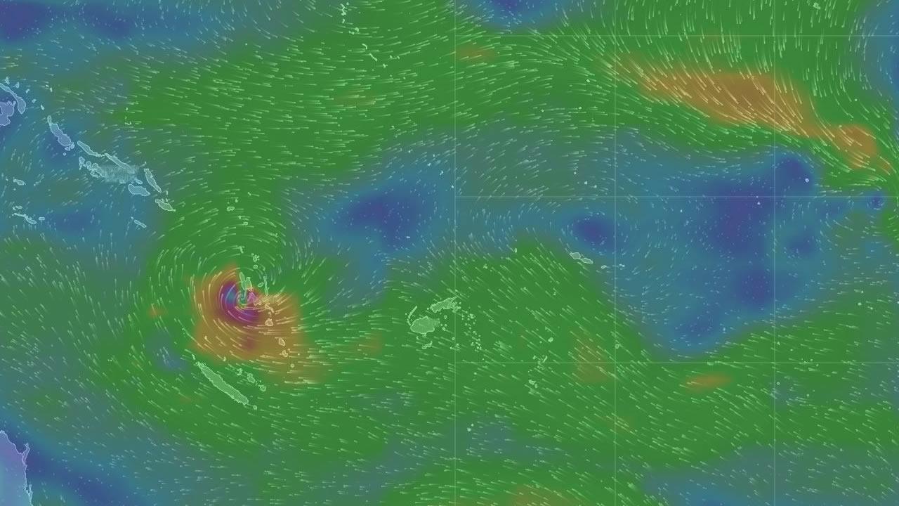 Cyclone : on va peut-être avoir un invité…