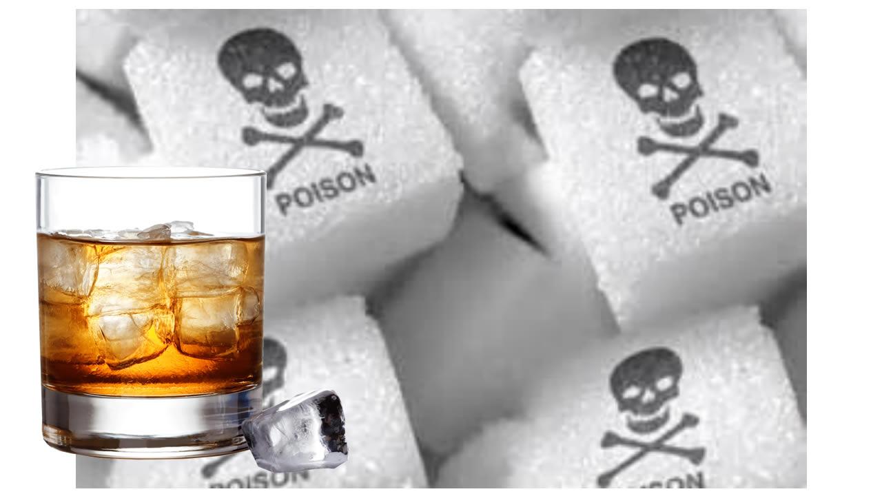 alcool-sucre