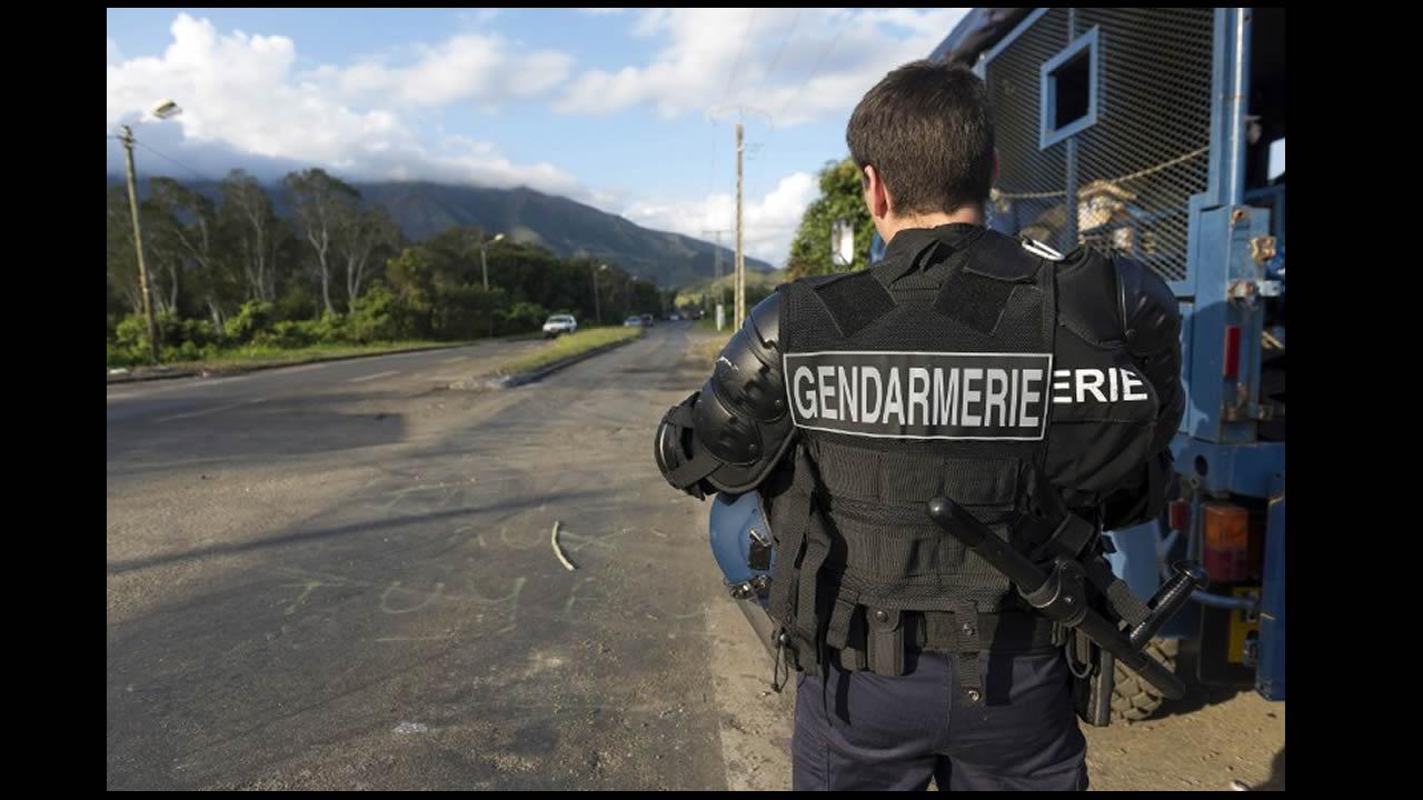 gendarmerie saint louis