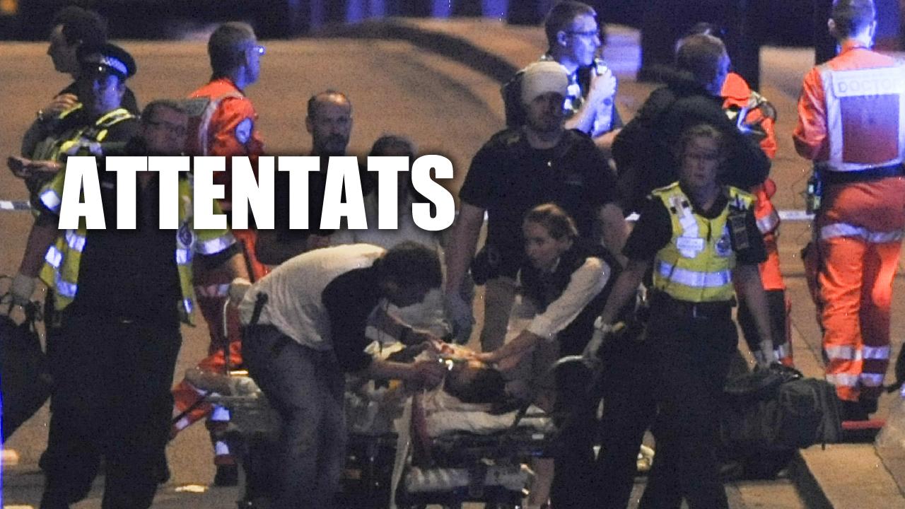 Attaque Terroriste: Attaque Terroriste à Londres