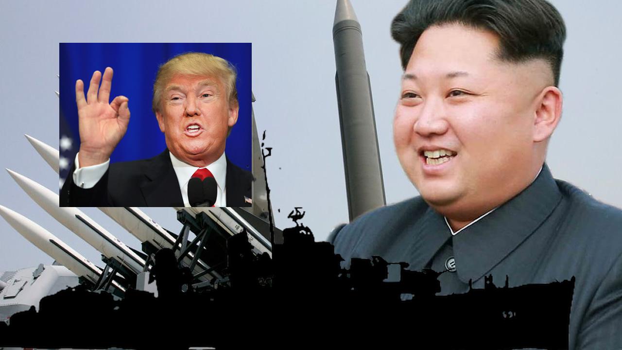 Pyongyang trump